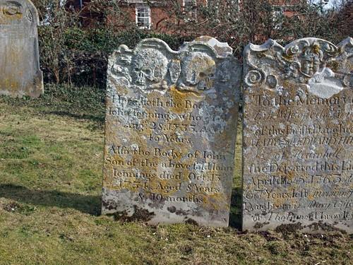 John Jenning 1733