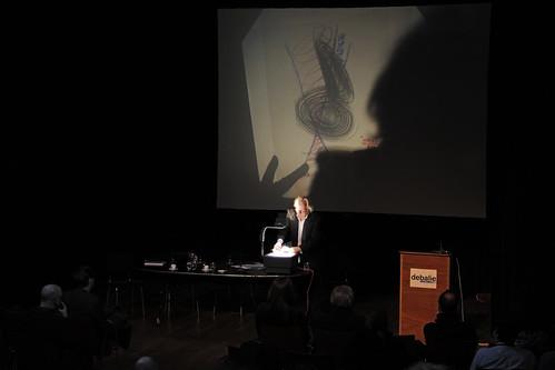Siegfried Zielinski  #SonicActs #SonicActs2012