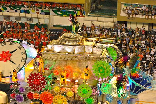Rio's Carnival: Sao Clemente19