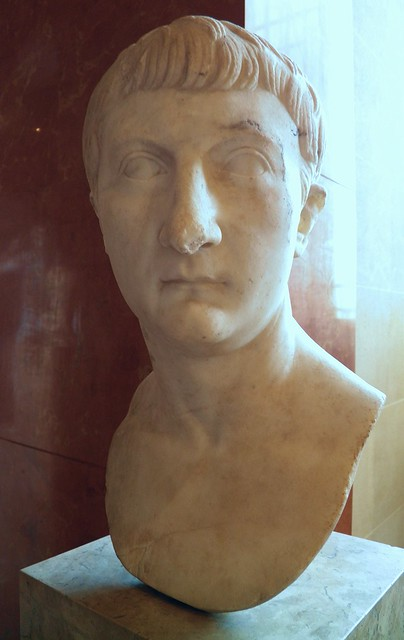 Drusus the Younger (c. 15 BC–AD 23),  c. AD 21, Louvre Museum