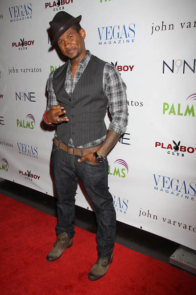 Usher @ Playboy Club Las Vegas