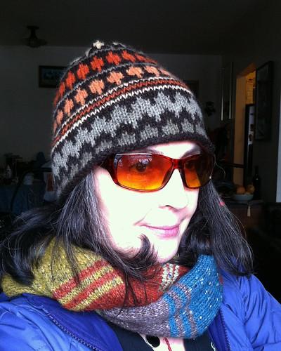 Riihivilla hat