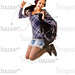 Cute Desi Girl Jumping