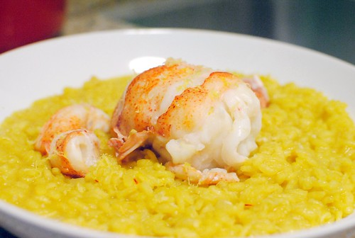6791422314 fd2c1ff1e2 Lobster Risotto