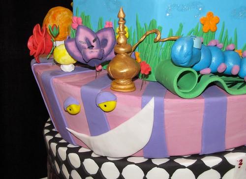 Alice in Wonderland - closeup