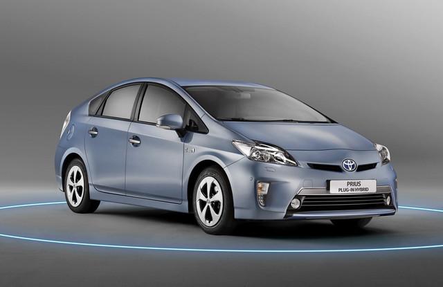 Toyota Prius Híbrido Eléctrico Enchufable