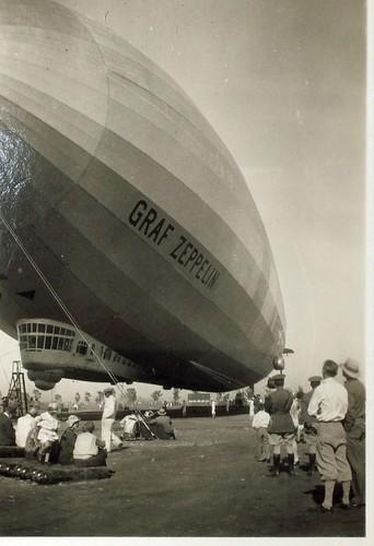 Zeppelin photo