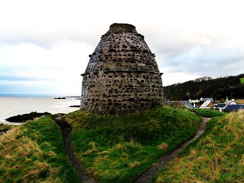 Dovecote, Dunure Castle