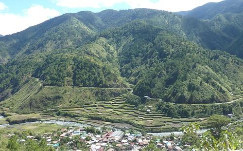 Luzon-Route Banaue-Bontoc (61)