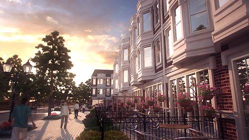 Website miễn phí khi thực hiện phim 3D bất động sản tại Rainstorm Film