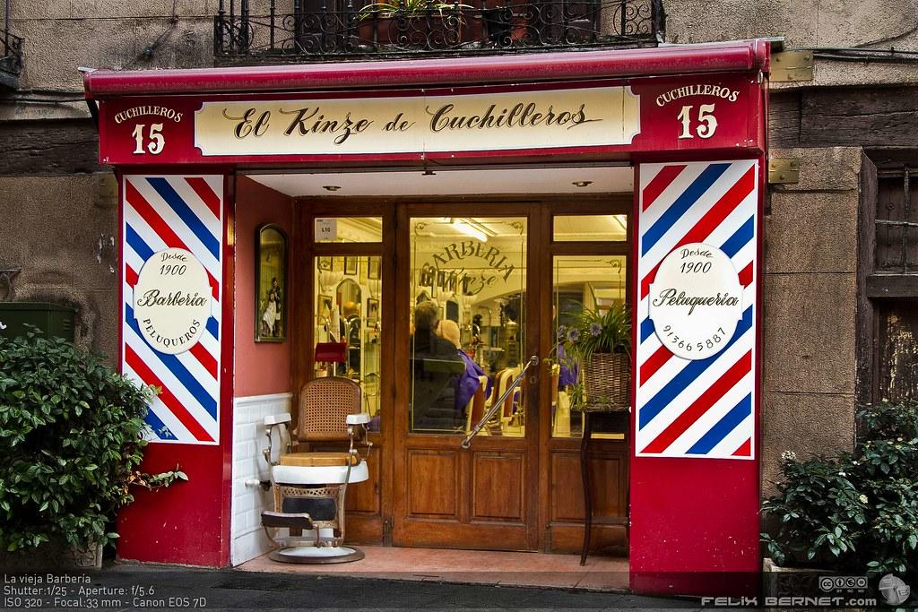 La vieja Barbería