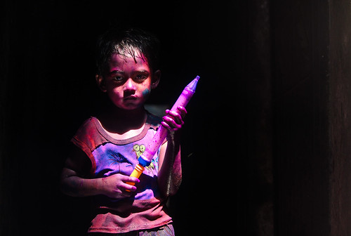 Expression of Colors by Kazi Sudipto Dip