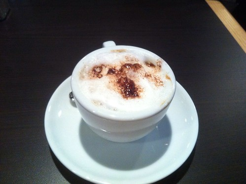 Cappuccino by raise my voice