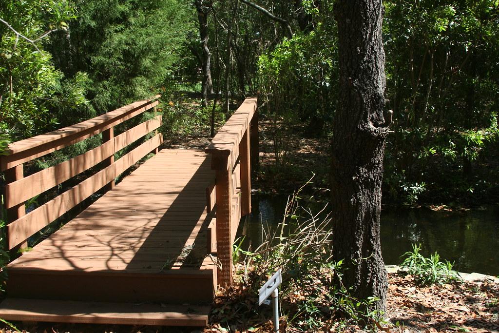 Bridge over River Spring Hill