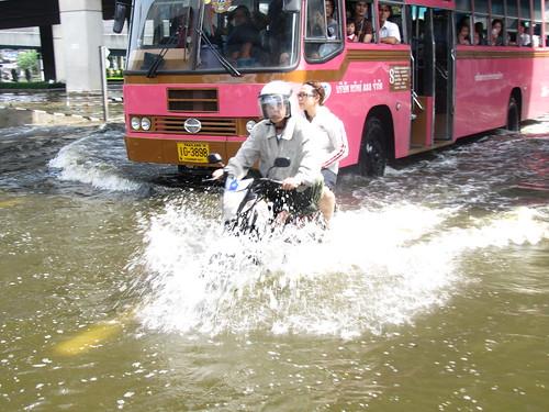 Thailand floods Nov 2011