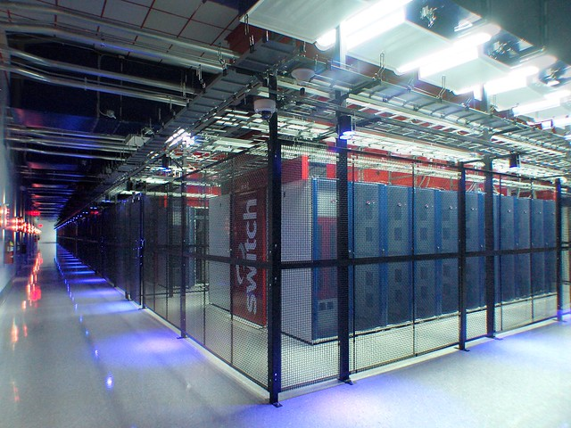 Switch SuperNAP data centre