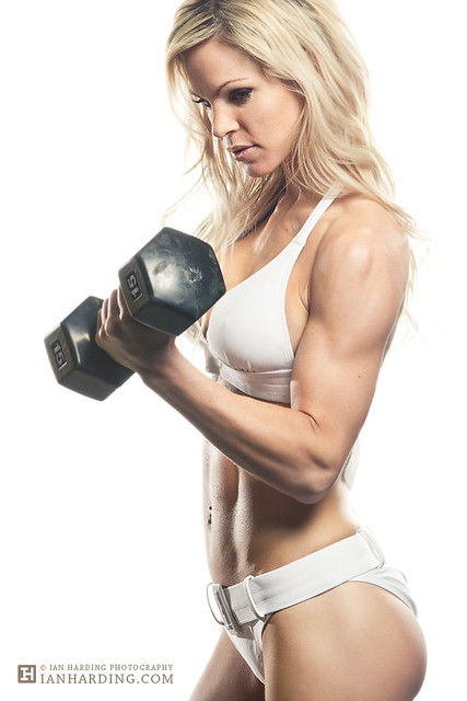 Claire Rae - Fitness Expert