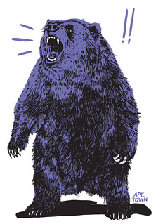 Purple Bear.