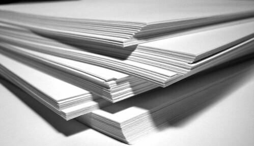 Возможность использования одного листа бумаги до пяти раз