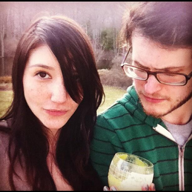 We be backyardin' #bff #gay #twilight #ny #backyard #virgin #mojito ...