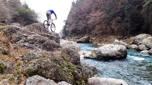 秋川トライアル。