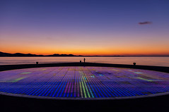 Zadar Sunset by Jason Drury