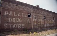 Old Advertisement, Galena, Kansas