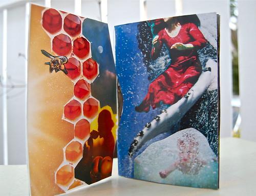 book card p. 2 & 3