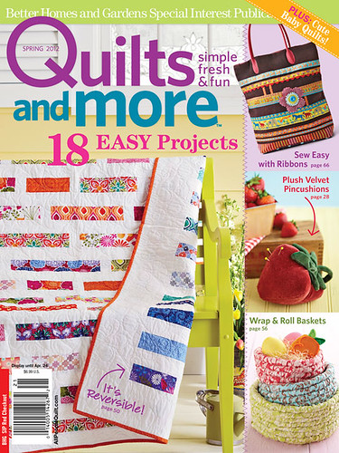 Quilts and More - Spring 2012