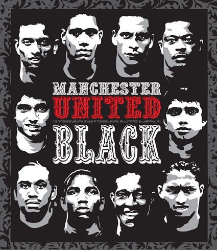 Man United in Black