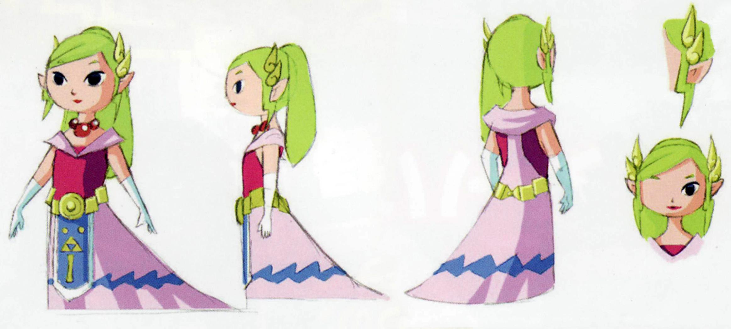 WW Zelda
