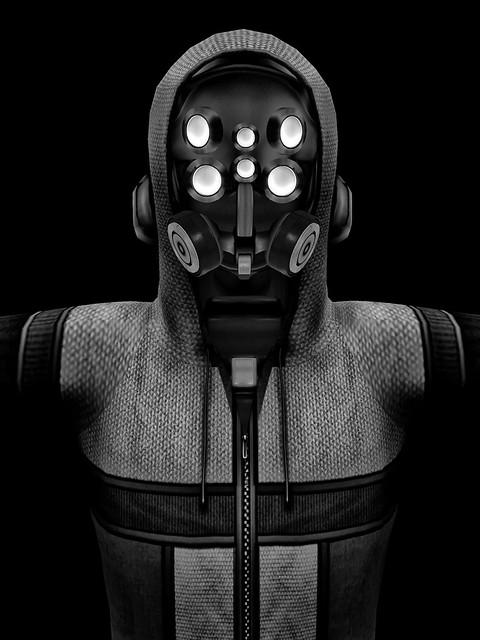 Krova Insekt Mask