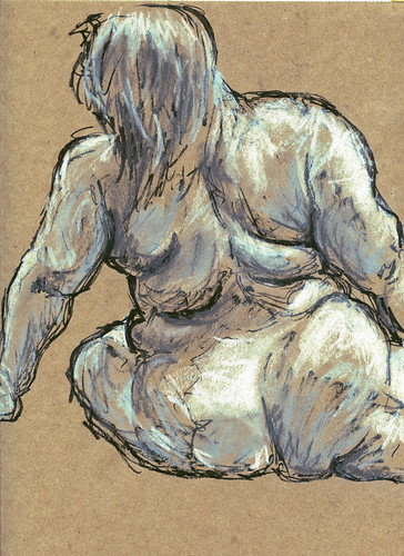 Life Drawing at Sandy Hill-4