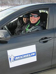 Morten and Raul at Michelin event - Photo by Jill McIntosh