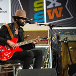 WFUV at SXSW 2012 in Austin, TX photo by Tim Teeling