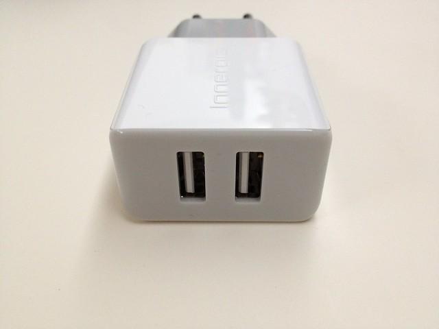 2 USB Charging Ports