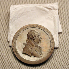 Boulton coining medal obverse