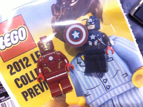 Iron Man, Bucky Barnes Captain America Exclusive Promo