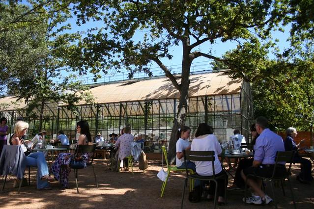 babylonstoren conservatory