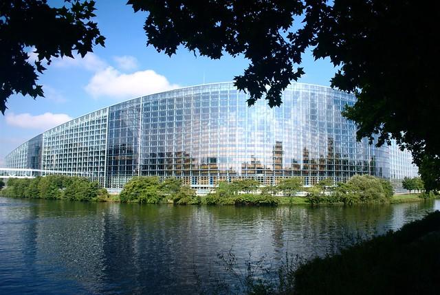 Le parlement européen, Strasbourg
