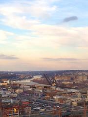 Newark -- Passaic River