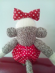 Ichigo  the  Sock Monkey #64(Back)