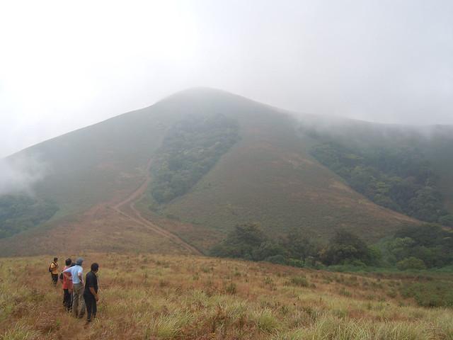 Brahmagiri_Trek_Peak_Kerala_Karnataka_Border