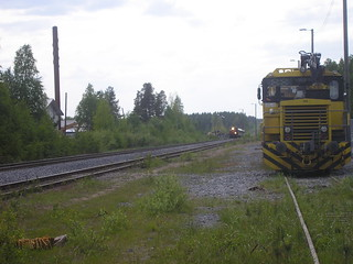 Tuuri railway halt, Finland