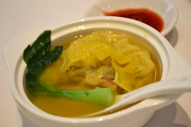 Sharks Fin Dumpling Soup, Royal China