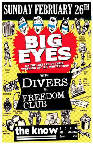 2/26/12 BigEyes/Divers/FreedomClub