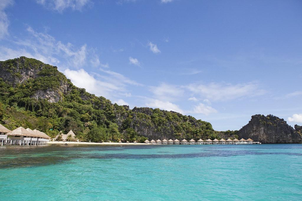08. Apulit Island Resort - Facade