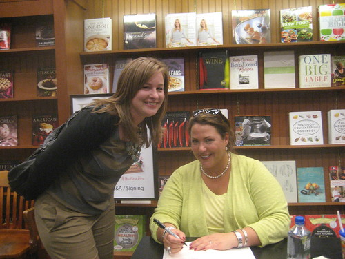Jen Lancaster and I!
