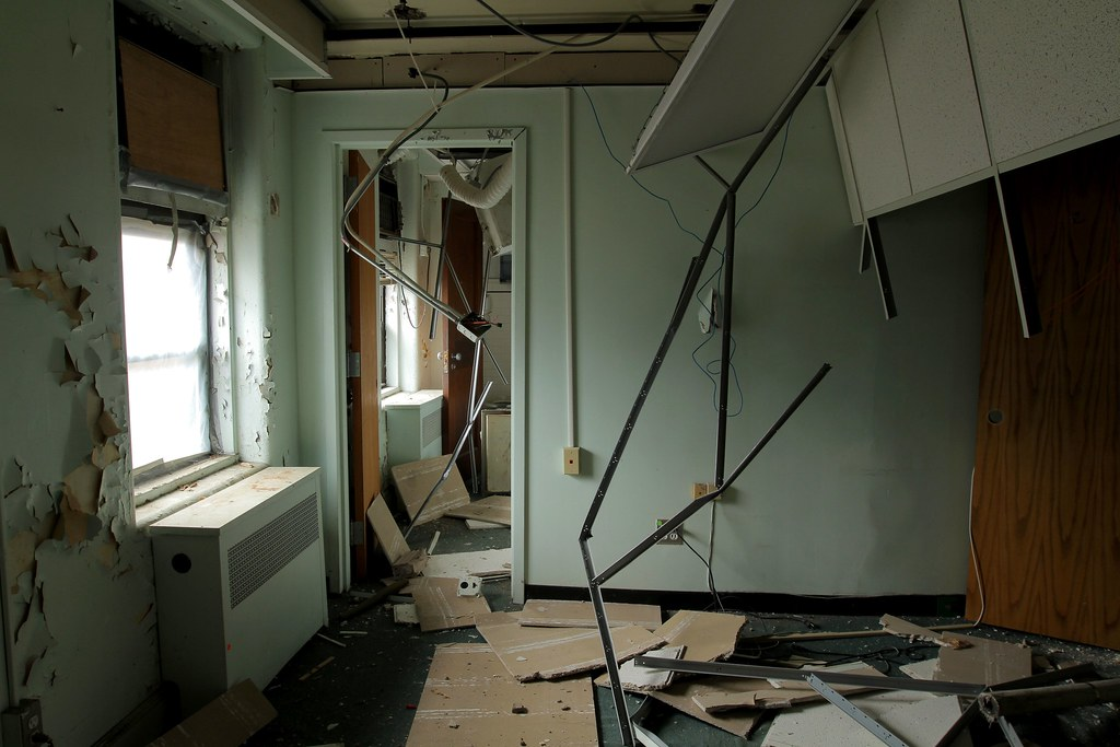 Fallen Ceiling