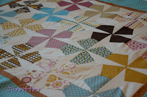 Carnival Quilt top